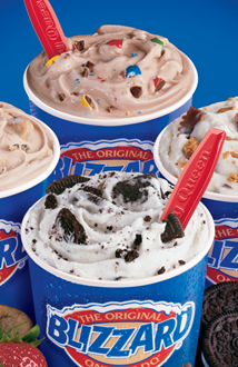 Dairy Queen (College Location Only)