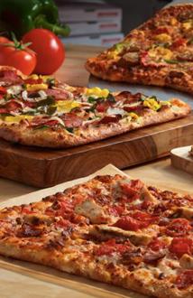 Domino's Pizza (Elizabeth)